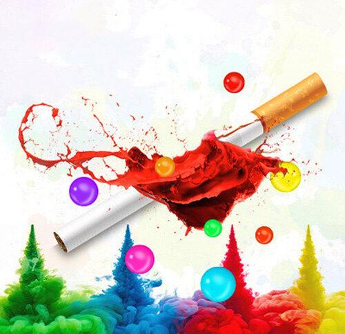 Opțiuni aromatizare țigări